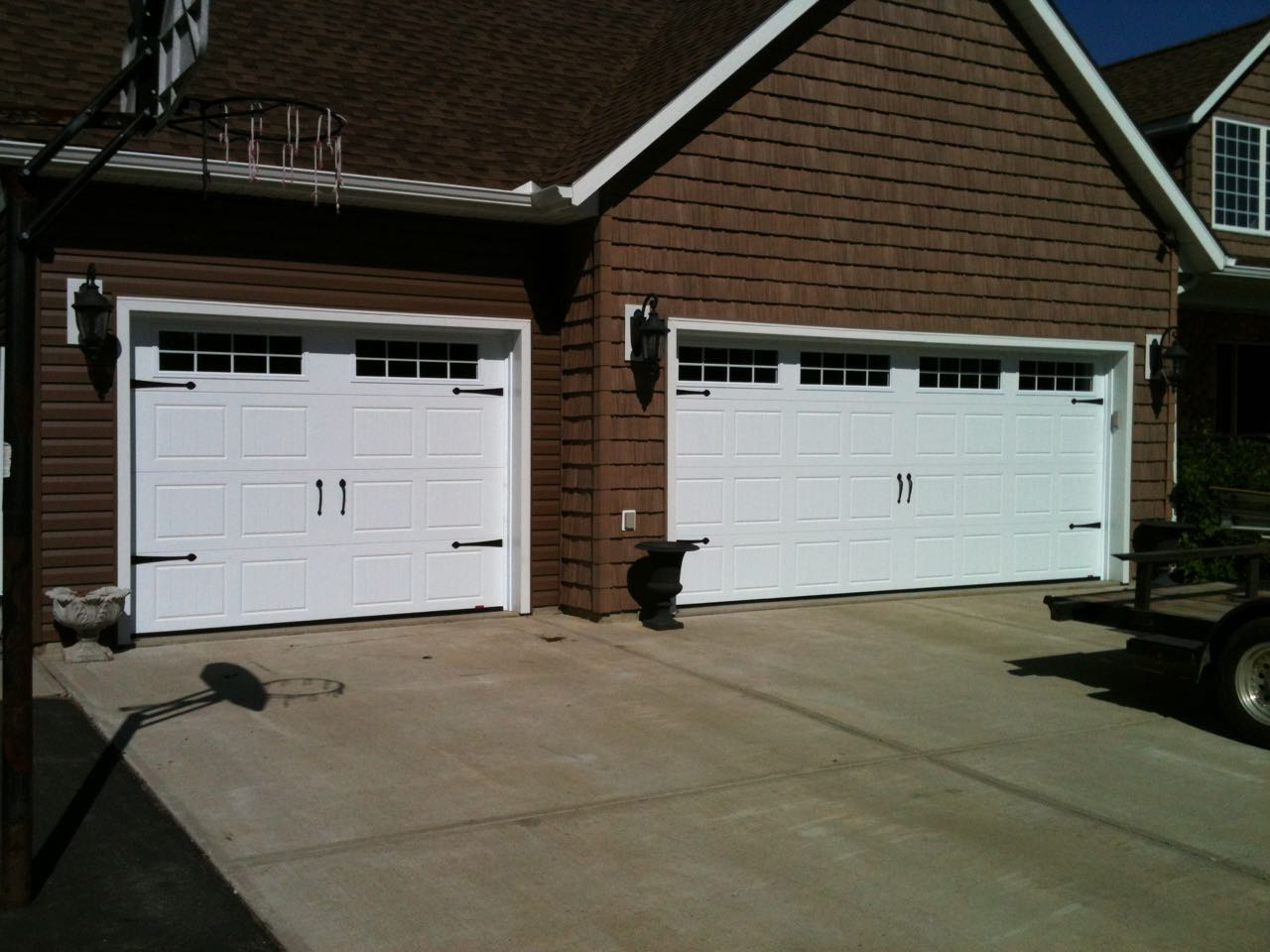 attractive drayton your garage door residential foothills services home valley doors for